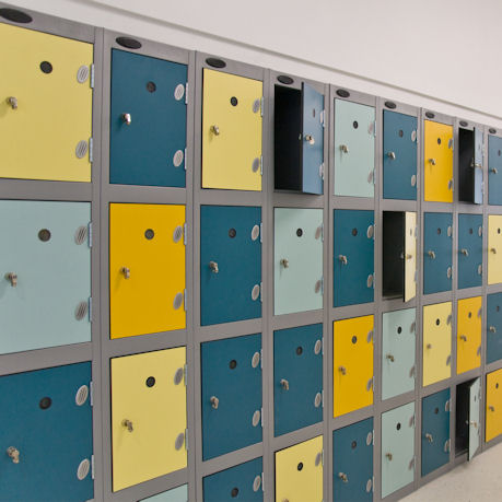 Trespa Lockers