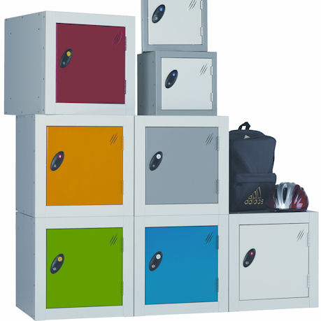 Cloakroom Lockers