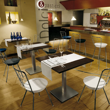 Dining Cafe & Bistro Tables