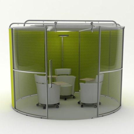 acoustic pod