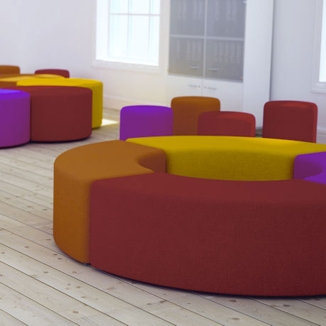 Breakout Soft Seating